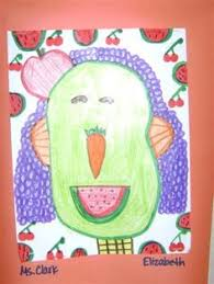 see more finding my marbles o fruit face elementary art lessons 2nd grade art art