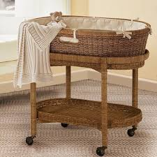 My Experience With Baby Bassinets and Moses Baskets (Plus Pottery ...