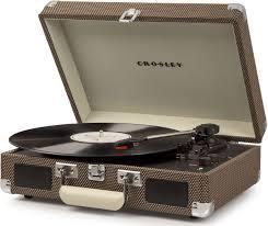 <b>Проигрыватель виниловых</b> дисков <b>Crosley Cruiser</b> Deluxe, Tweed