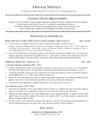 Resume Templates Customer Service Download Resume Samples Resume