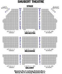 Shubert Theater New York City Seating Chart See To Kill A Mockingbird On A Vacation In New York City