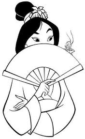 Small Picture Disney princess mulan coloring pages ColoringStar