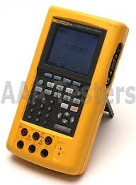 fluke 744 documenting process calibrator hart 275 click for larger image