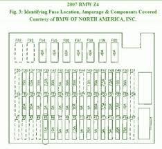 bmw fuse box diagram fuse box bmw 2007 z4 coupe diagram 2006 toyota sienna cigarette lighter fuse at 2006 Sienna Fuse Box Diagram