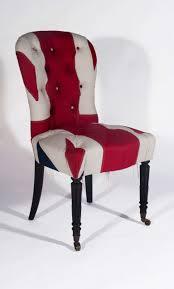 union jack chair