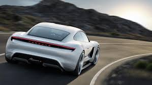 Porsche Will Produce Mission E Concept Car. The Is Expected To Go  On C