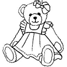 Small Picture How to Draw Teddy Bear Coloring Page Color Luna