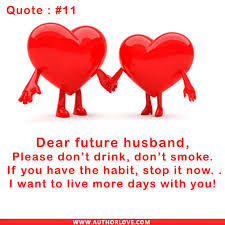 Future Husband Quotes Awesome QUOTES 48 Author Love