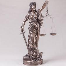 ROZETKA | <b>Статуэтка Veronese Фемида</b> Богиня Правосудия 65 ...