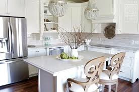 small kitchen island with gray beaded chandeliers transitional throughout chandelier design 0