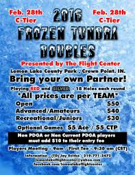 2016 Frozen Tundra Doubles (2016, Lemon Lake Flight Center) · Disc ...