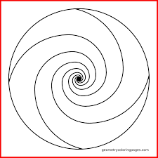 Amazing Delighted Swirl Lollipop Coloring Page Photos Entry Level
