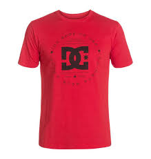 Dc Shoes T Shirt Size Chart Dc Shoes Size Chart Dc Rebuilt Ss Camicie Rosso
