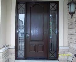 8 foot front doorWoodgrain Exterior DoorsWoodgrain doorsFront Entry DoorsWood