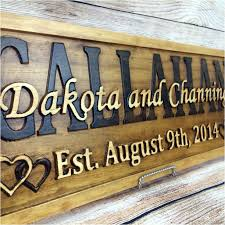 rustic wood sign fantastic best elished signs wedding gifts images styles ideas 2018 2448 pixels 82