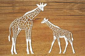 All contents are released under creative commons cc0. Giraffes Svg Files For Silhouette Cameo And Cricut