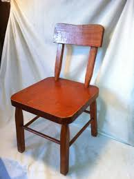small school desk with chair vintage small child s school desk chair maple wood 39