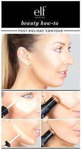 what makeup to use to contour your face how to time sensitive post holiday contouring contours