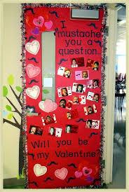 Valentine Door Decoration Ideas 36 February Classroom Door Decorations Ideas Love Bug Valentine