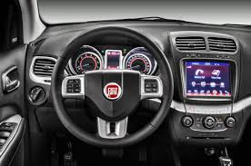 Fiat Freemont Interior - Free Car Wallpapers HD