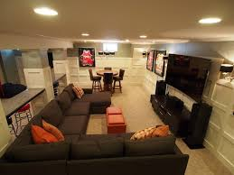 Popular Basement Man Cave Stylid Homes To Decorate a Basement
