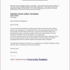 Formal Cover Letter Letters Format For Formal New Writing A Formal Cover Letter Kododa