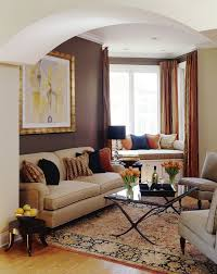 bay window furniture living. bay window furniture living room contemporary with accent wall alcove archway