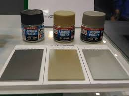 Gaianotes Color Chart New From Tamiya Color Lacquer Paint Lp 61 Lp 62 Lp 63