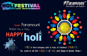 paramount instruments private limited linkedin happy holi everyone