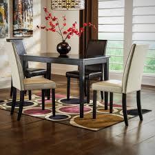dark wood dining room set. American White Oak Dining Table Lovely Dark Brown Room Sets Black Wood Chairs Set