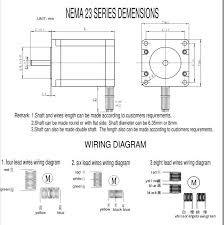 57hs112 3004b nema 23 stepper motor,dc motors with 2 shaft stepper stepper motor wiring color code at Nema 23 Stepper Motor Wiring Diagram