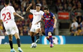 Alineaciones probables del sevilla vs. How To Watch Sevilla Vs Barcelona Live Stream La Liga Football Online From Anywhere Android Central