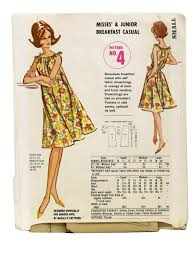 Mccalls Patterns Gorgeous McCalls Pattern No 48 Seventies Vintage Sewing Pattern 48s McCalls