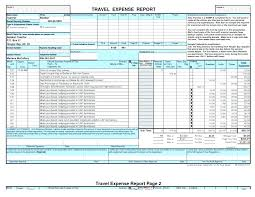 Yearly Expense Report Template Excel Income And Expense Report Template