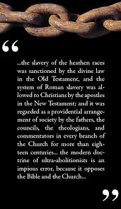 Slavery Quotes Simple Christianity And Slavery