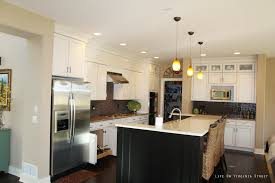 Can Lighting In Kitchen Kitchen Lighting Daylight Vs Soft White Led Plus Led Recessed