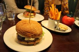 Gourmet Burger Kitchen Covent Garden Hello London Its Me Again Blonde Layovers