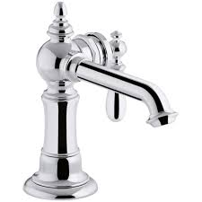 Kohler Artifacts Single Hole Single Handle Bathroom Faucet In