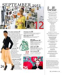 Belle Magazine September 2012 by Style Weekly - issuu