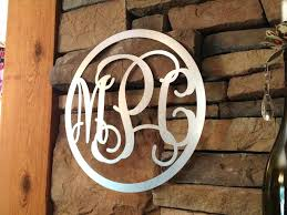 painted wood monogram initials wall decor hanging wooden letters for wallpaper monogram letters for wall initial decor