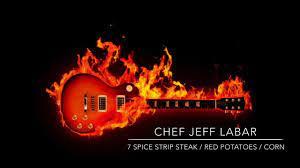 JEFF LABAR COOKING STEAKS - YouTube