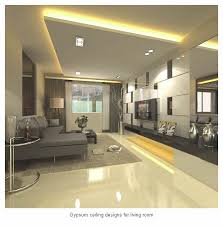 Small Picture 51 Gypsum Ceiling Designs for Living Room Ideas 2016 Home And
