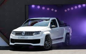 VW's Pickup Concept Won't Hit U.S. Roads - PickupTrucks.com News