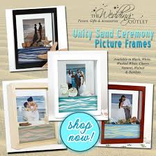 unity sand ceremony picture frames a unique alternative unity