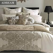 the best of king duvet cover adream bedding set european style cream home