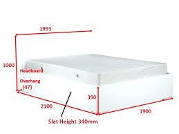 average mattress height furniture king size mattress merements full size bed average bed height large size