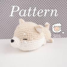 <b>Shiba Inu Pattern</b> Crochet Dog <b>Pattern</b> Easy Crochet <b>Pattern</b>   Etsy ...