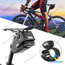 *Ready stock* <b>Bicycle Tail Bag</b> Road <b>Bike</b> Mountain <b>Bike</b> Bag ...