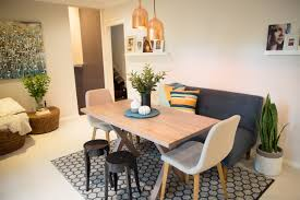 Dining Table With Sofa Chairs
