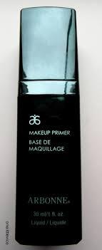 review arbonne makeup primer